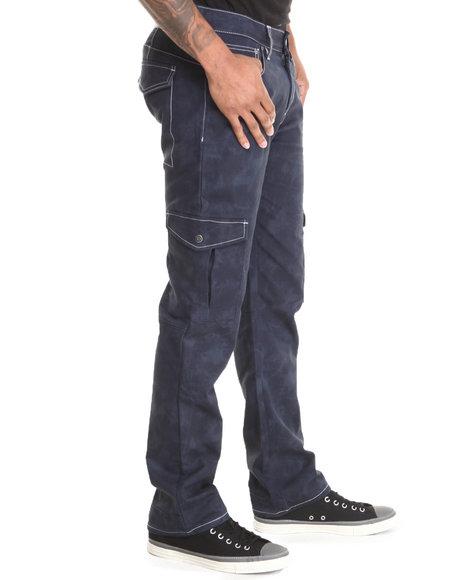 A Tiziano - Men Blue Steve Denim Jeans