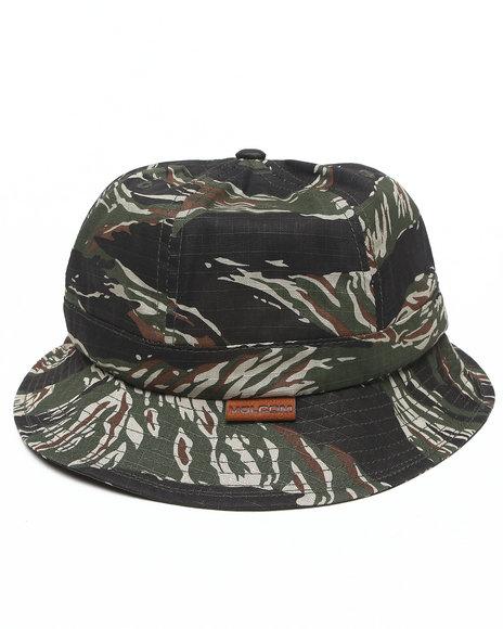 Volcom Camo Estrada Bucket Hat