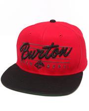 Burton - Classic Snapback Cap