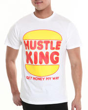 Basic Essentials - Hustle King Tee