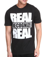 Shirts - Real Recognize Real Tee