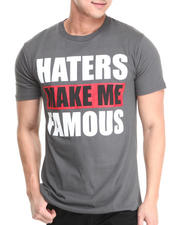Shirts - Haters Make Me Famous Tee