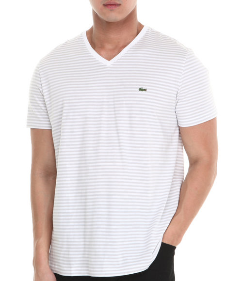 Lacoste White T-Shirts