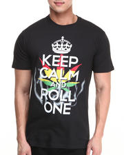 Buyers Picks - Keep Calm and Roll One Tee