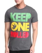 Men - Keep One Rolled Tee