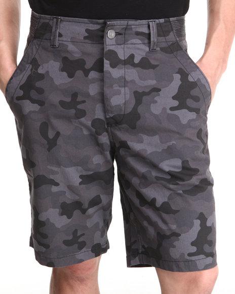 DC Shoes Black,Camo Tomahawk Cole Shorts