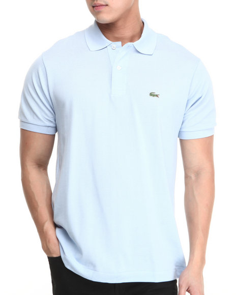 Lacoste - Men Light Blue S/S Classic Pique Polo