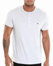 T-Shirts - S/S Pima Henley Tee