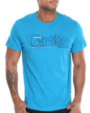 Men - Short Sleeve Logo Crew Neck Tee