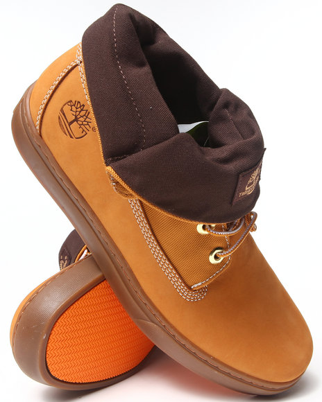 Timberland - Men Wheat Earthkeepers Newmarket 2.0 Cup Sneakers