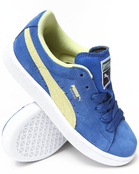 Puma - Suede Jr Sneakers (11-7)