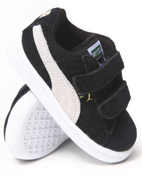 Puma - Suede 2 Strap Sneakers (5-10)