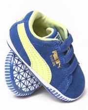 Puma - Suede Crib Bootie (Infant)