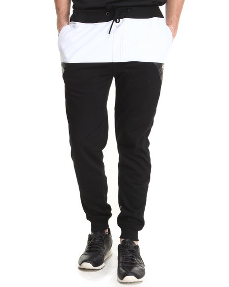 Parish Black Bartali Sweatpant