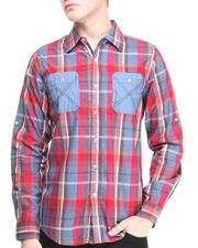Button-downs - Pride L/S Button-Down