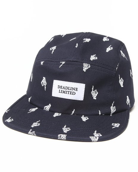 Deadline Navy Clothing & Accessories