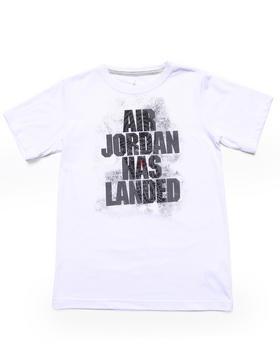 Air Jordan - AIR JORDAN HAS LANDED TEE (8-20)