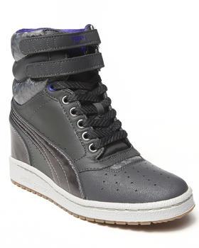 Puma - Sky Wedge OP Womens Sneakers