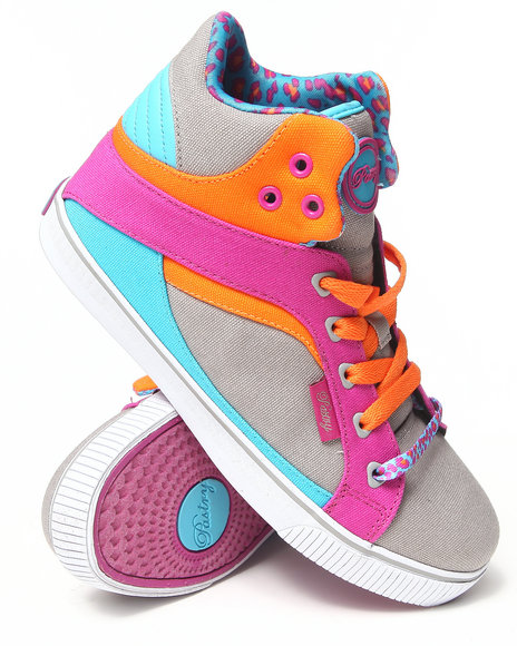 Pastry Multi Sire Color Blocking Sneaker