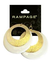 Women - Mod Moons Circular Duo Earrings