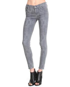 True Religion - Kewa Cross Abbey Jeans