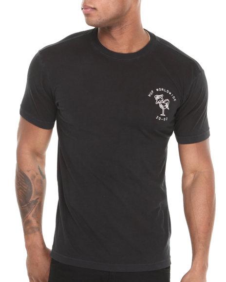 Huf Black T-Shirts