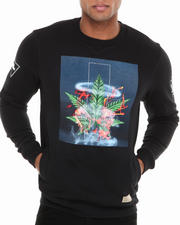 Men - JACK HERER Crewneck Sweatshirt
