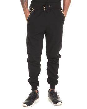 Akademiks - Gallardo 03 Faux Leather Premium Jogger Pant