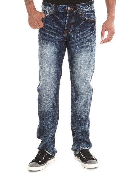 Kilogram - Dark Wash Denim Jeans