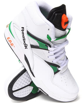 "Reebok - Pump Omni Zone ""Boston Celtics"" Sneakers"