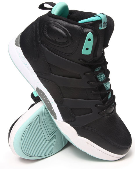 Radii Footwear Black,Teal Sneakers