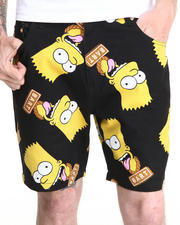 Men - Bart Face Shorts