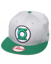 New Era - Green Lantern Side Badge 950 Snapback Hat