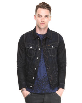 G-STAR - 3D Blasted Denim Jacket