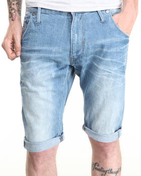 G-STAR - 3D Aged Tapered Denim Short