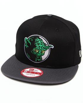 New Era - Yoda Retro Circle 950 Snapback Hat