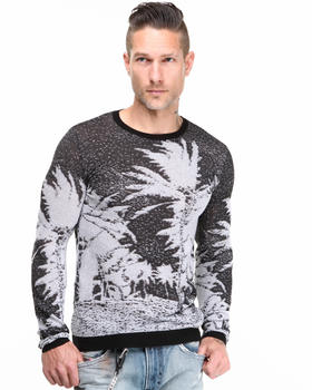 Diesel - Palm Jacquard Sweater