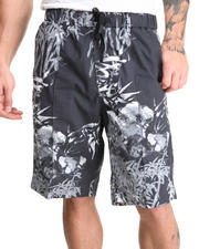 DJP OUTLET - Overdyed Abstract Poplin Short