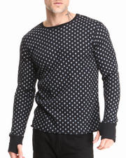 Buyers Picks - Polka Dot Long Sleeve Thermal