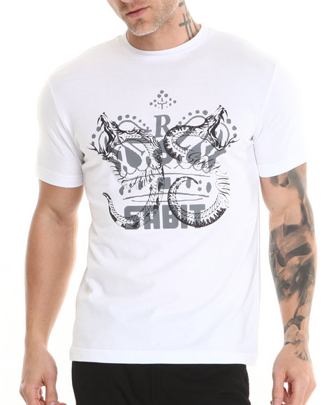 Sabit White 9 S T-Shirt