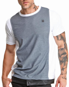 Forte' - Triad Contrast - Panel S/S Tee