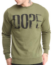 DOPE - Painted Crewneck Sweatshirt