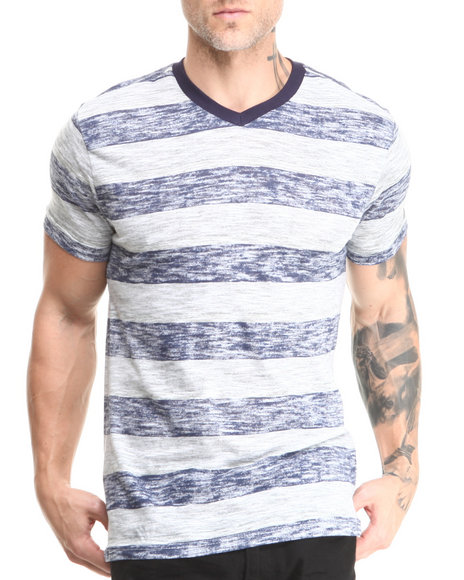 Buyers Picks Grey,Navy T-Shirts