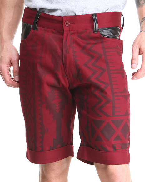 Buyers Picks Maroon Shorts