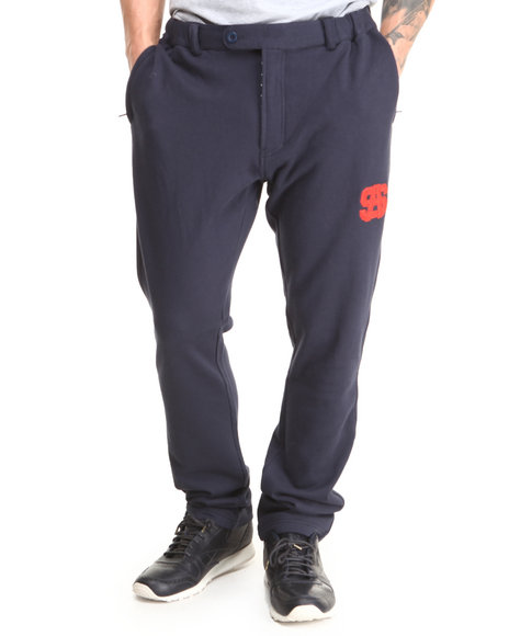 Sabit Navy Taste Sweat Pant