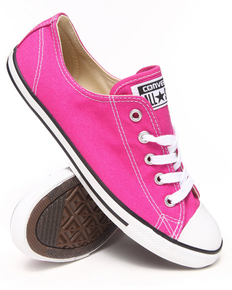 Converse - Women Pink Chuck Taylor All Star Dainty Sneakers