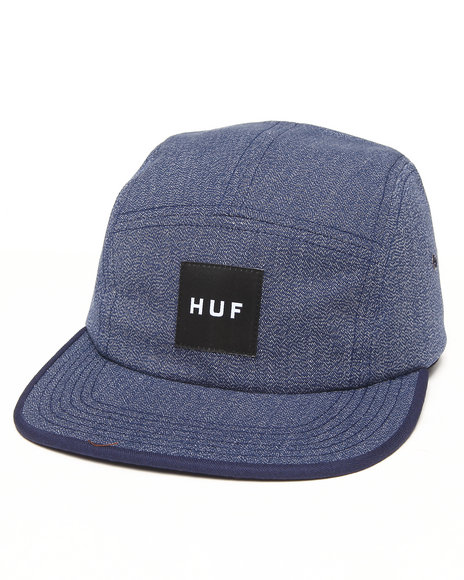 Huf Japanese Speckle Volley 5-Panel Cap Blue