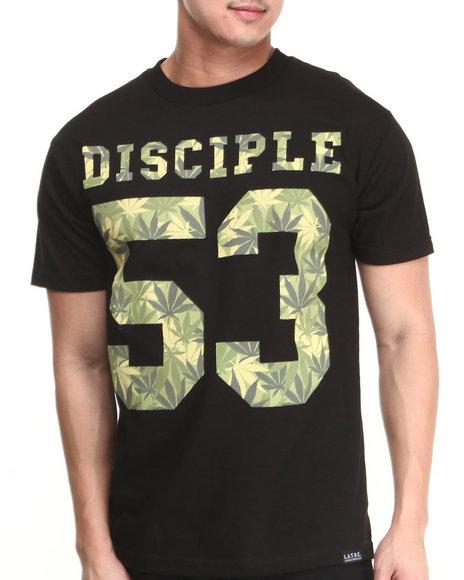 L.A.T.H.C. Black Disciple 53 Tee
