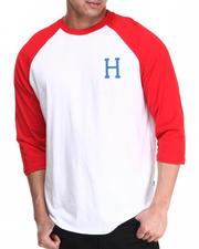 Shirts - Classic H Raglan Tee