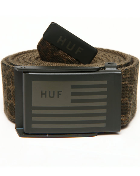 Huf Men Shell Shock Scout Belt Camo - $16.99